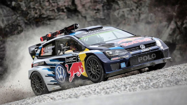 VW Polo R WRC.