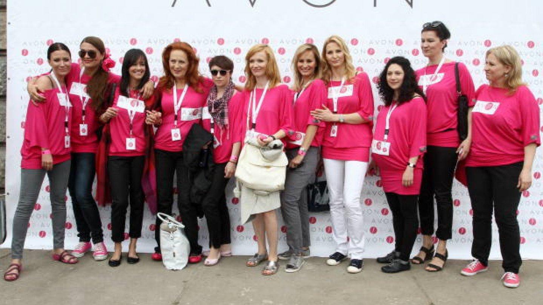 Avon pochod 2012 - Obrázek 1
