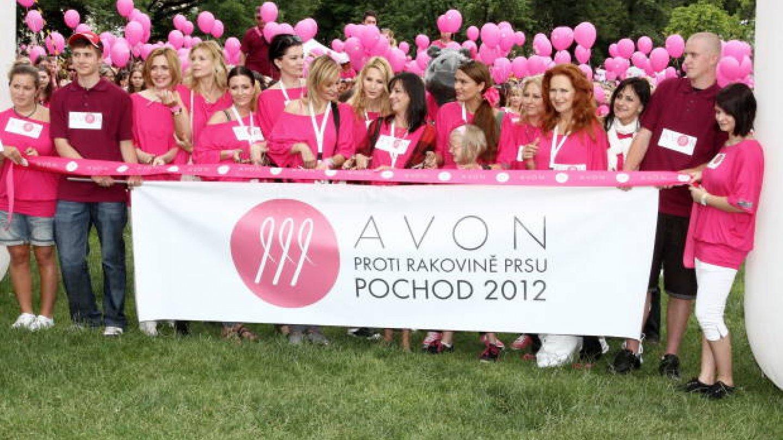 Avon pochod 2012 - Obrázek 4