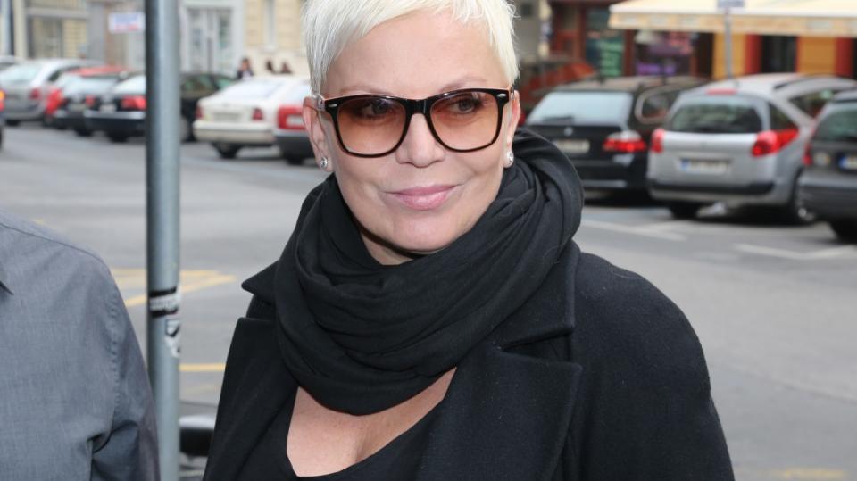 Kateřina Kornová je bývalá modelka