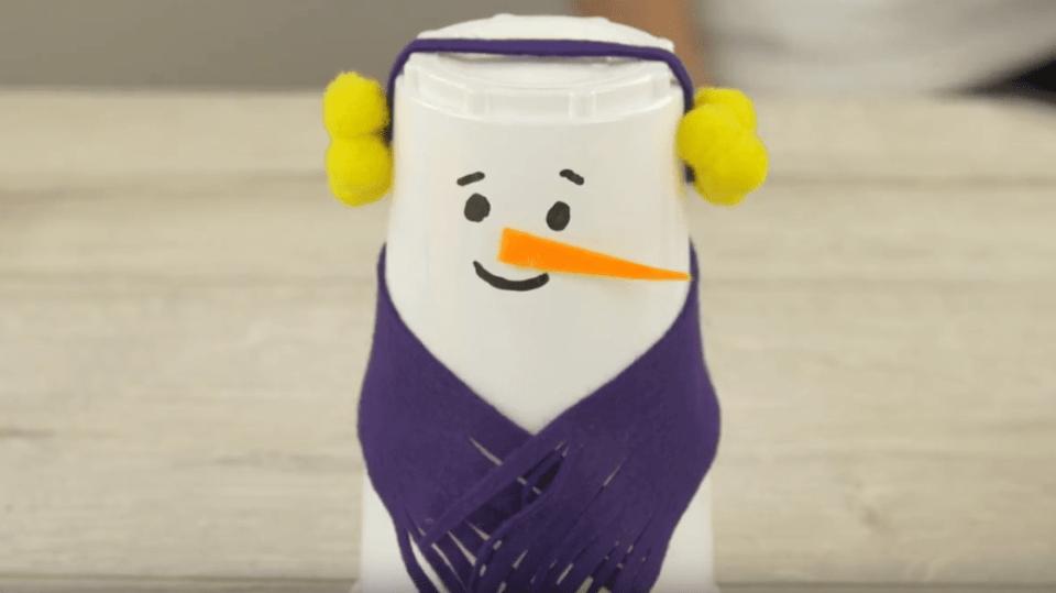 Už jste si postavili sněhuláka?