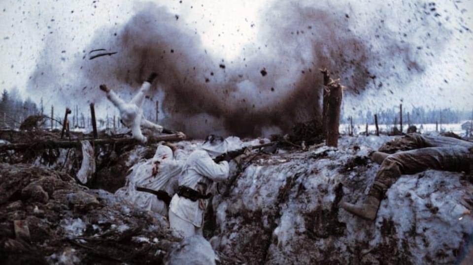 Sověti potřebovali území... a tak napadli Finsko