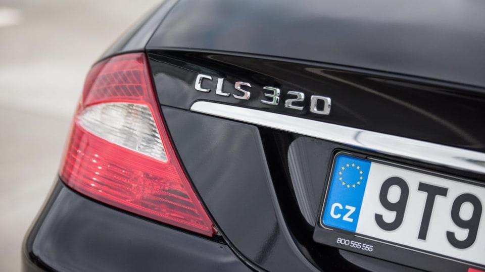 Mercedes-Benz CLS 320 CDI exteriér 9