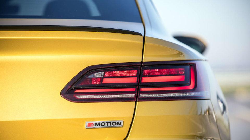 Volkswagen Arteon R-Line 2.0 TSI exteriér 15
