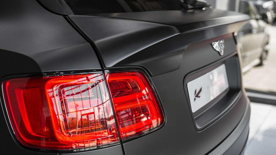 Bentley Bentayga od Kahn Design 5