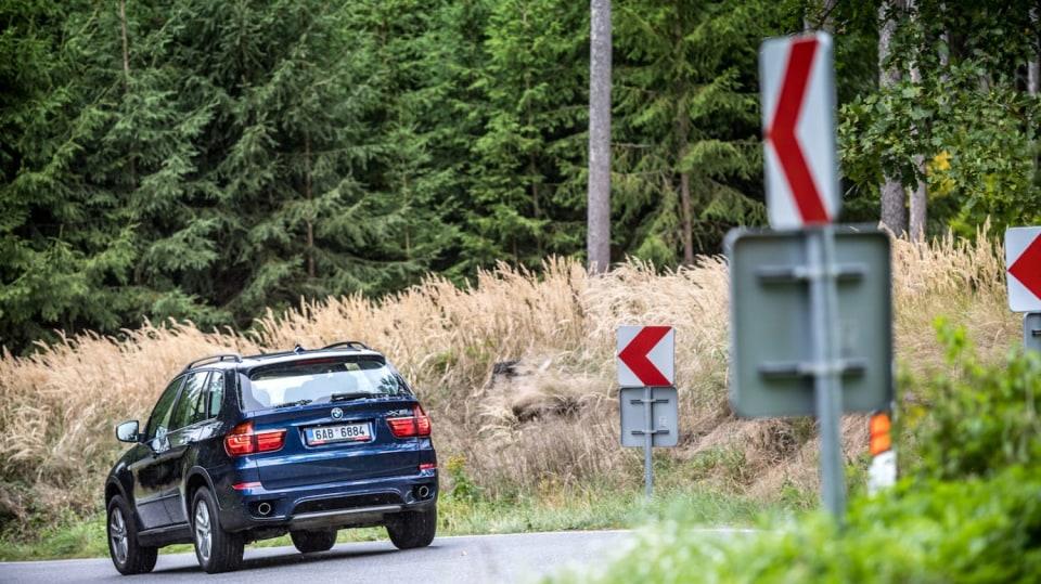 BMW X5 xDrive30d jízda 6