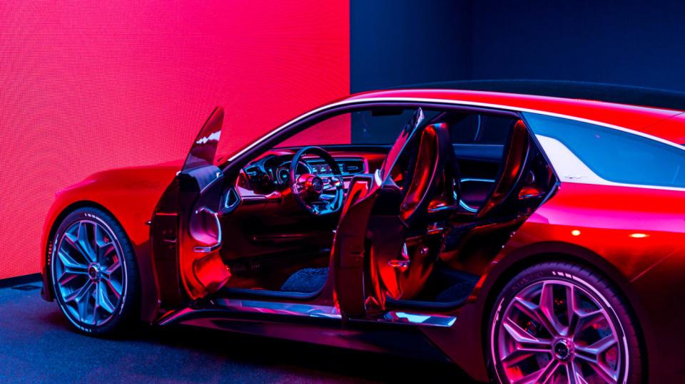 Nejlepší dostupná auta z autosalonu ve Frankfurtu 25