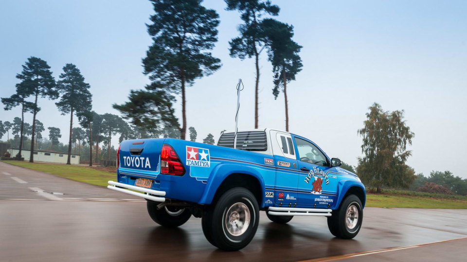 Toyota Hilux Bruiser 7