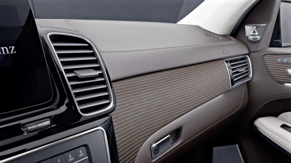 Mercedes-Benz GLS Grand Edition 9
