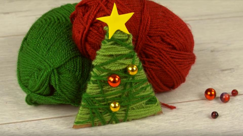 Zabavte děti výrobou vánočních ozdob