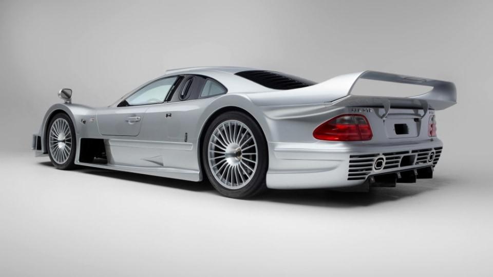 Mercedes-Benz AMG CLK GTR 8
