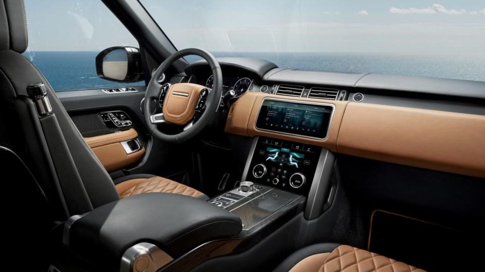 Range Rover facelift 15