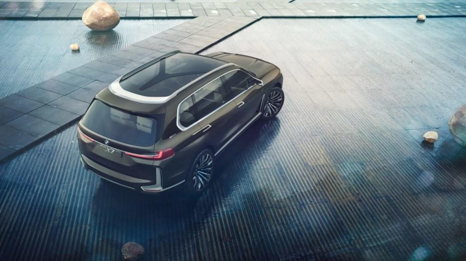 BMW Concept X7 iPerformance 8