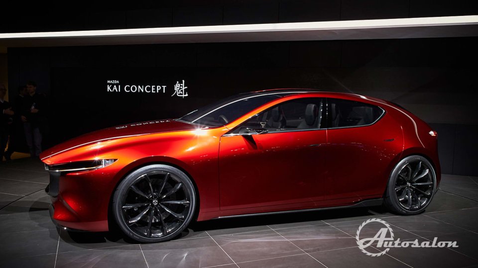 Mazda Vision 5