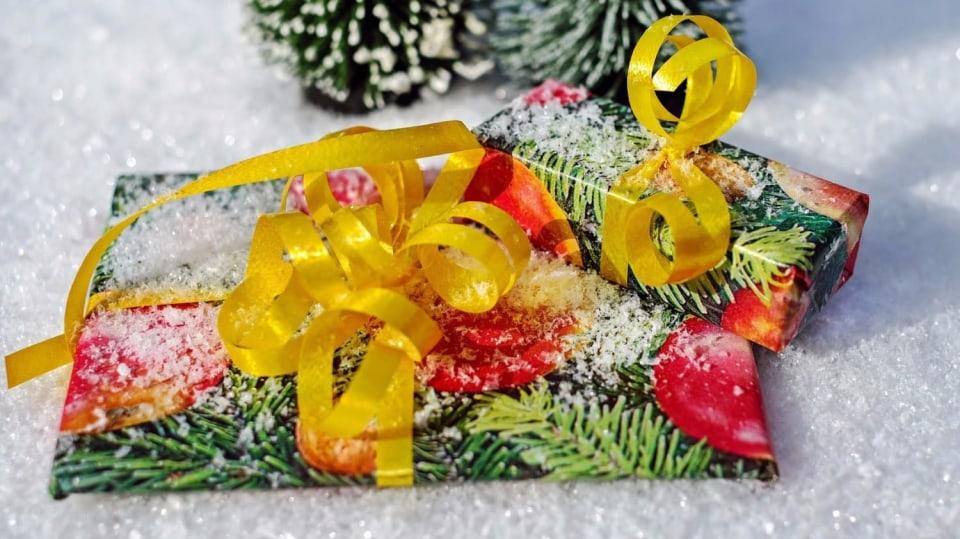 Průvodce třetím týdnem adventu: balení dárků je zábava
