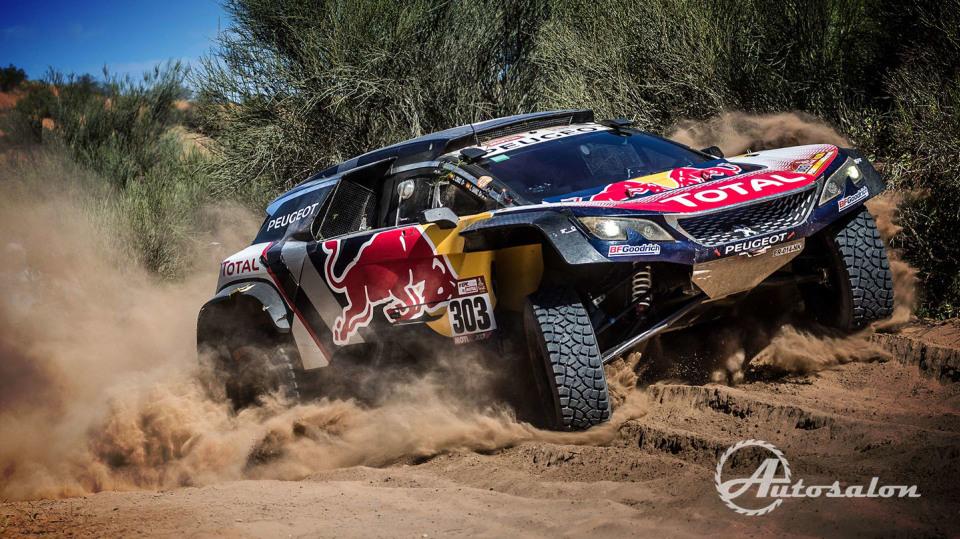 ODHALENÍ: Proč Peugeoty vyhrávají Dakar? 1