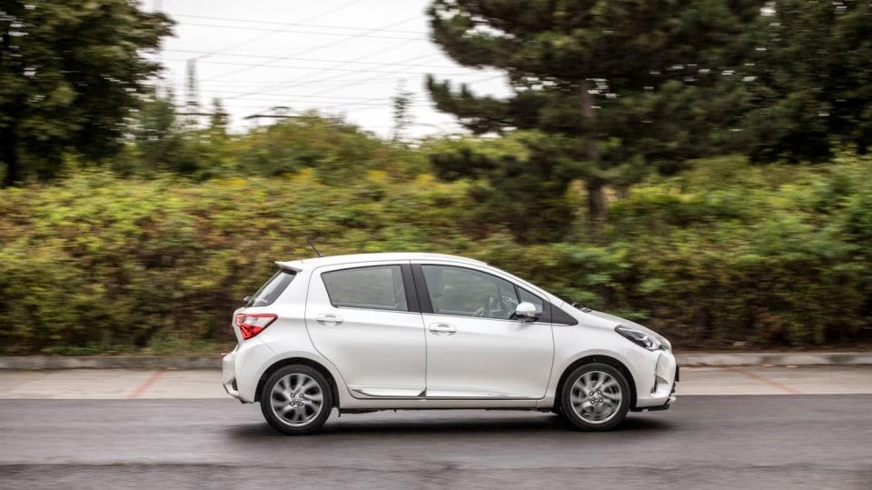 Toyota Yaris 1.5 VVT-iE jízda 16