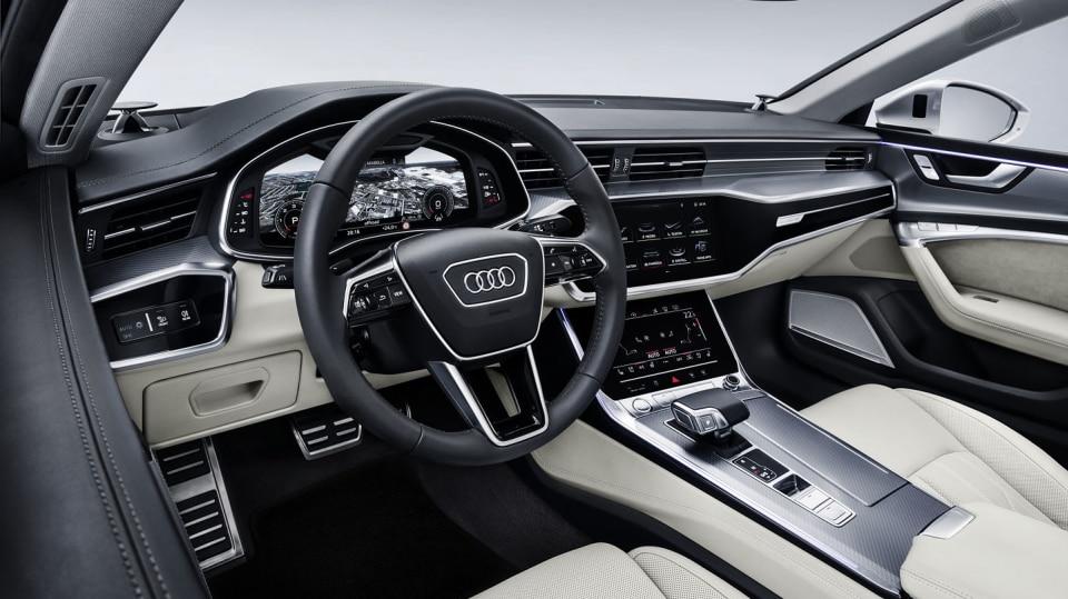 Audi A7 2018 6