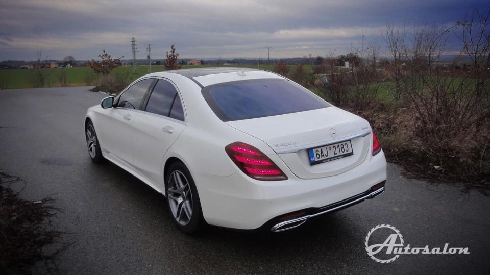 Mercedes S 400d 4