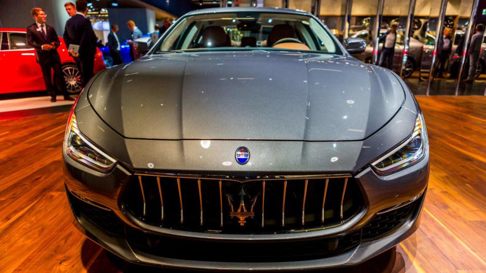 Nejexkluzivnější novinky autosalonu ve Frankfurtu 50