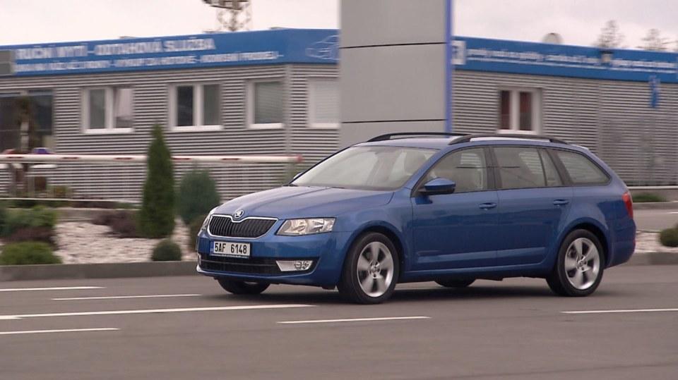 Škoda Octavia III. generace 13