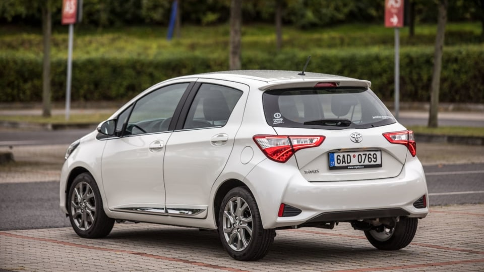 Toyota Yaris 1.5 VVT-iE exteriér 9