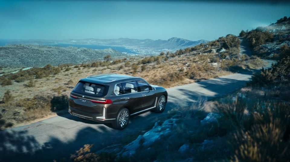 BMW Concept X7 iPerformance 6