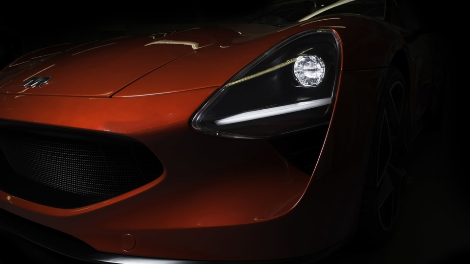 TVR Griffith 6