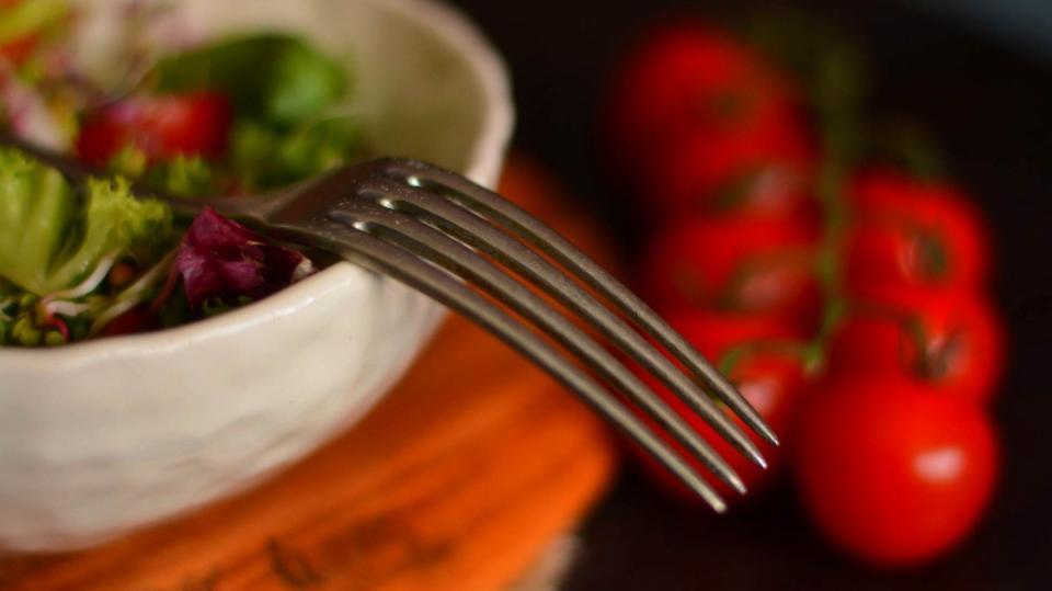 Zeleninovy salat - protirakovinná pochoutka