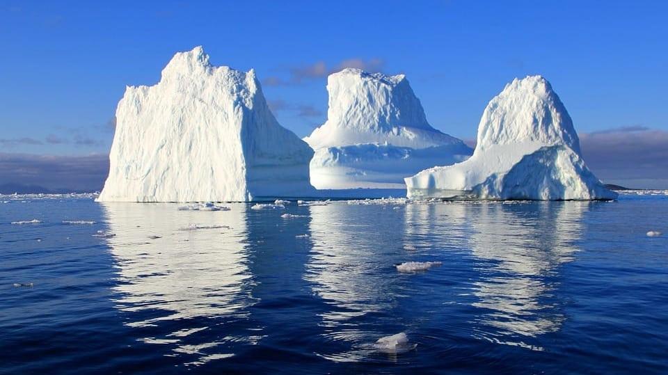 Arktida taje... a taje