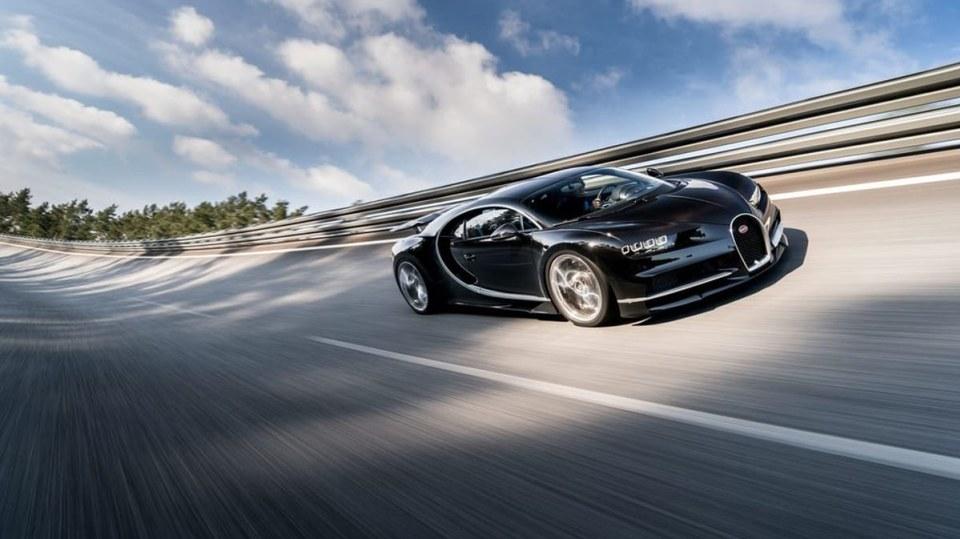 Bugatti Chiron ve skutečném světě - Obrázek 5