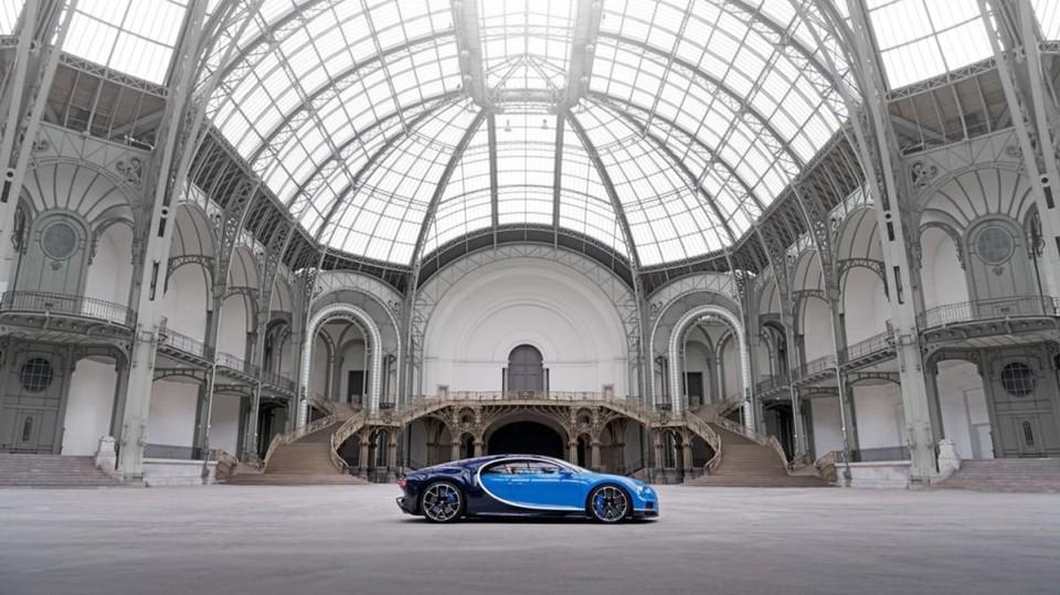 Bugatti Chiron ve skutečném světě - Obrázek 6