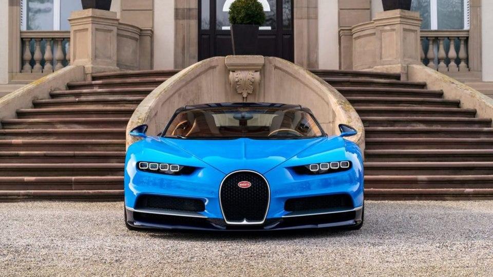 Bugatti Chiron ve skutečném světě - Obrázek 10