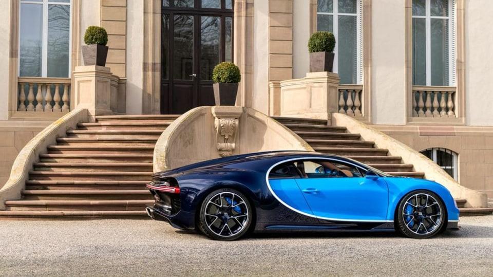 Bugatti Chiron ve skutečném světě - Obrázek 13
