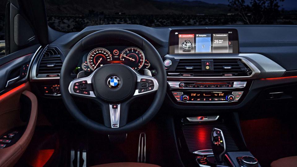 Nové BMW X3 17