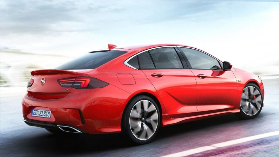 Opel Insignia GSi 3