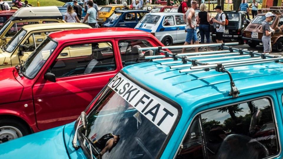 Polski Fiat 126p pro Toma Hankse 14