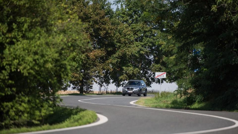 BMW X3 xDrive20d jízda 5