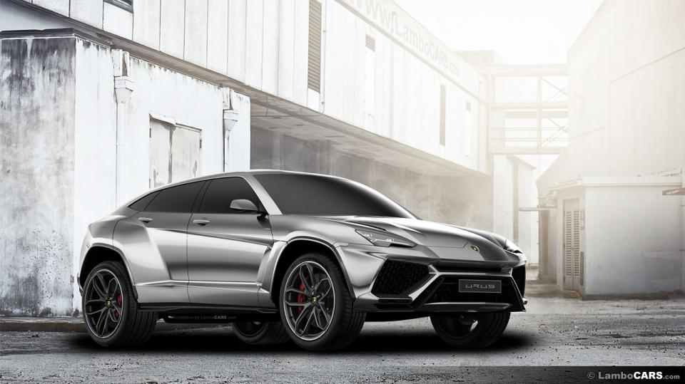 Lamborghini Urus má zaujmout ženy - Obrázek 9