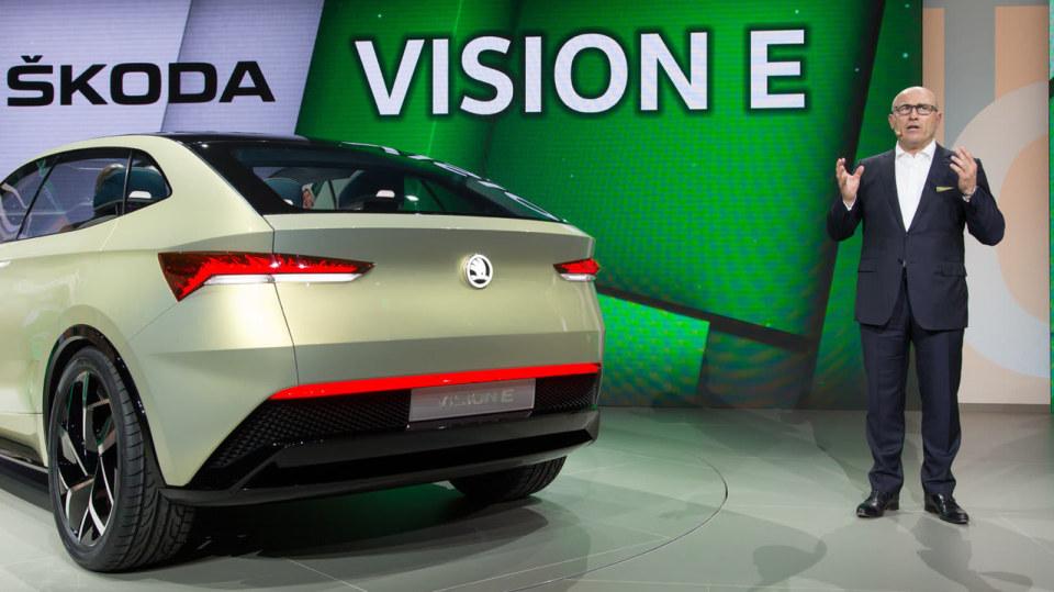 Prohlédněte si Škodu Vision E - Obrázek 8