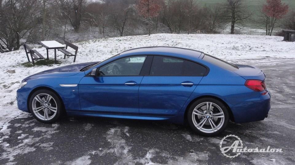 BMW 640d Gran Coupé  5