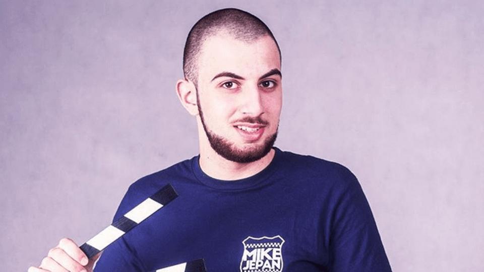 MikeJePan a jeho měsíční sledovanost 2