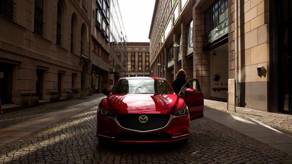 Mazda 6 facelift 5