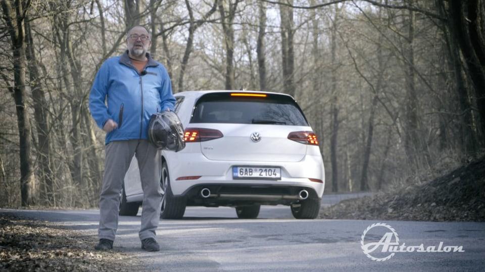 Expert František testuje VW Golf GTI