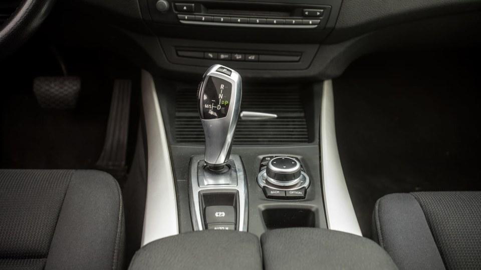 BMW X5 xDríve30d interiér 12