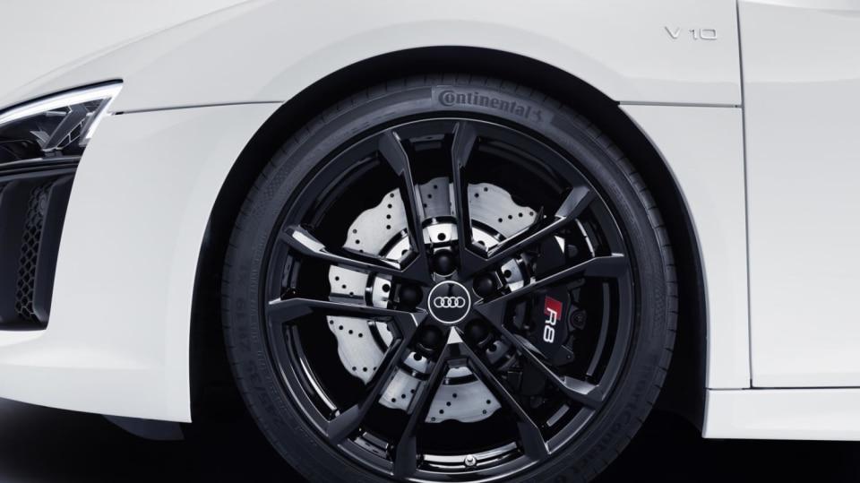 Audi R8 V10 RWS 10