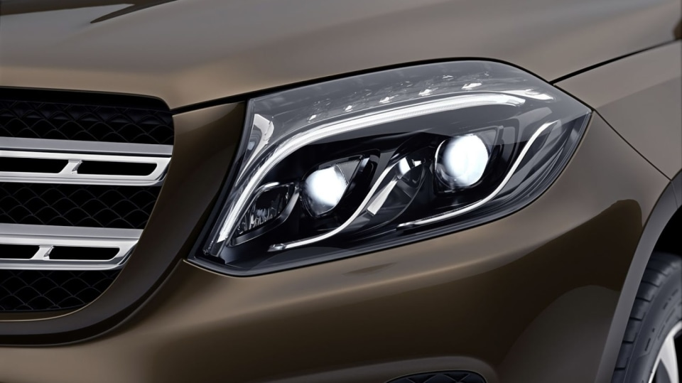 Mercedes-Benz GLS Grand Edition 5