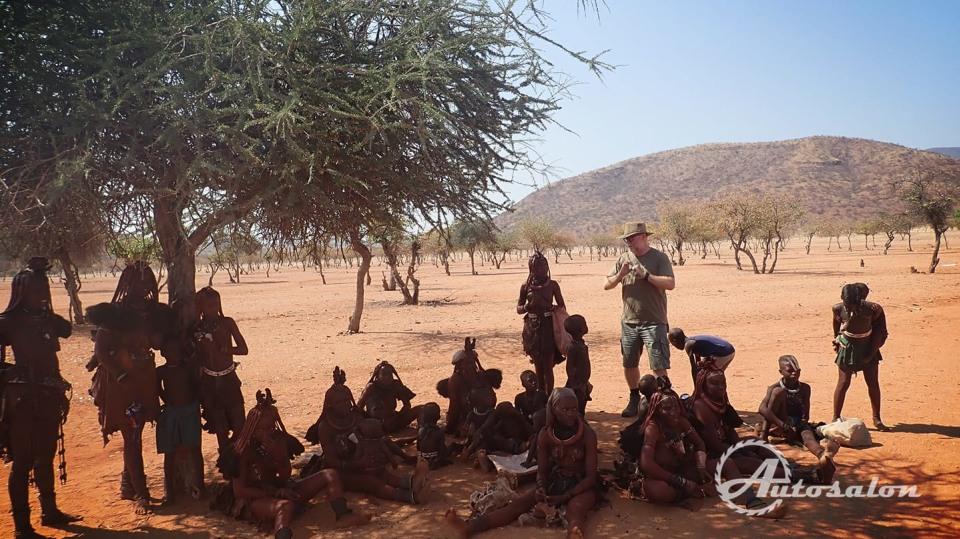 Himbové a Pepa