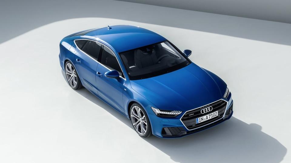 Audi A7 2018 12