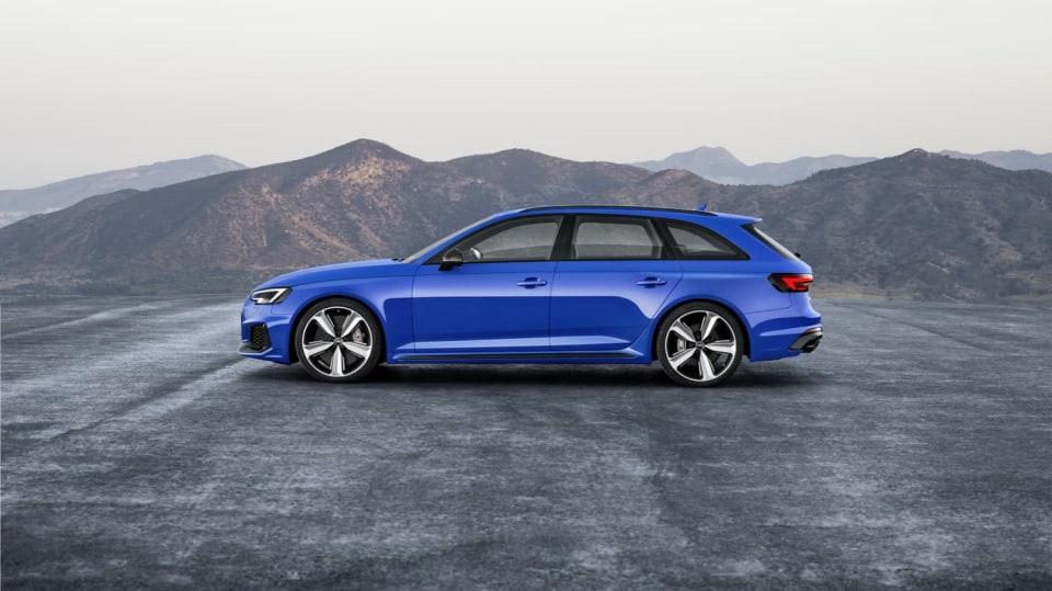 Audi RS4 Avant 5